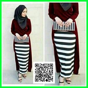 baju-maxi-gita-dress-modis-mgs31-maroon
