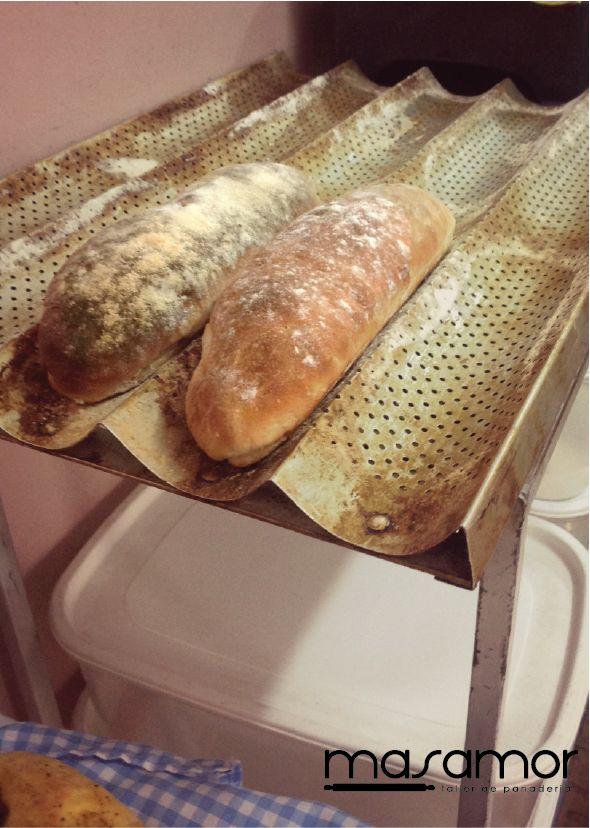 Pan campesino. El sabor tradicional lo encuentras en Masamor.