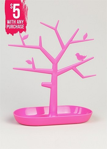 #TS14+ Silicone Jewellery Tree  $5