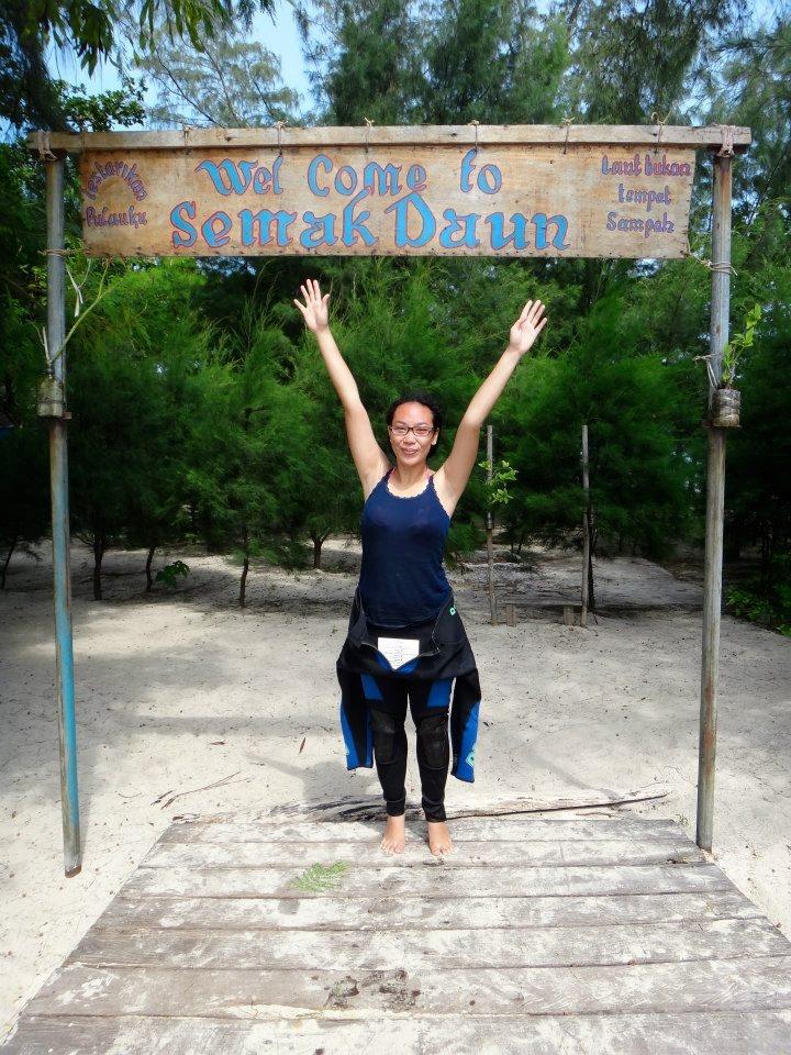 Pulau Semak Daun, Kepulauan Seribu - 10 Februari 2013