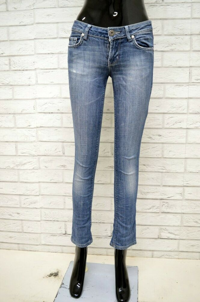 the latest 963fb c7237 Jeans GUESS PREMIUM Donna Taglia 25 Pantalone Pants Woman ...