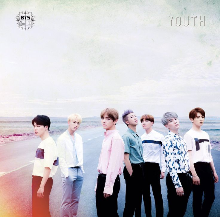 "#BTS #방탄소년단 ❤ 2nd Japanese Album ""YOUTH"" (7/9/16 realease date)."