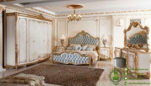 Harga Kamar Set Pengantin Desain Klasik www.jatipribumi.com Kamar set model terbaru hadir dengan desain klasik mewah yang akan membuat nuansa indah dan romantis di dalam kamar tidur anda