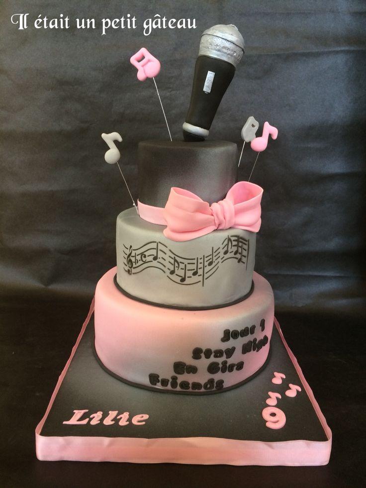 10 best Cake Music images on Pinterest Music cakes Music themed