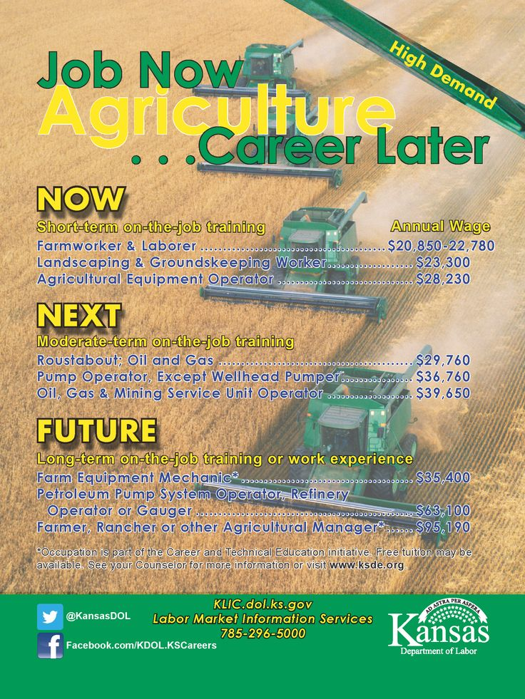 Agriculture Jobs, Environmental Careers | CareerSearch.com