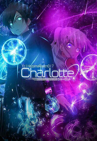 Imagem de anime and charlotte