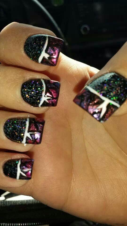 Best 25 camo nail art ideas on pinterest diy camo nails camo mg camo nails prinsesfo Gallery