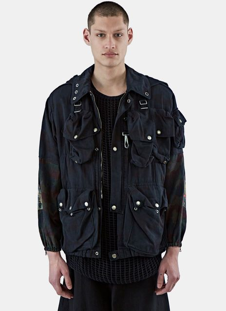Kaito Swiss Field Jacket
