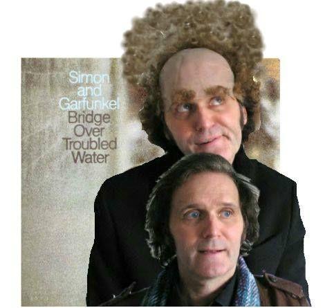 StevieRiks Re-Imagined Album Series No6 - Simon and Garfunkel - Bridge Over Troubled Water