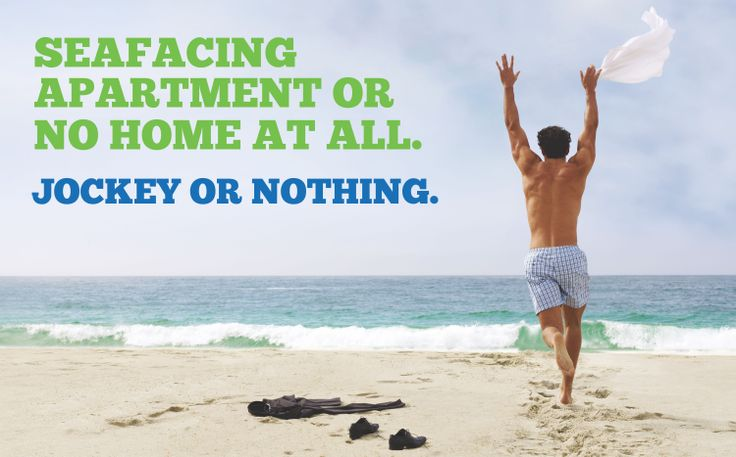 What would be your dream home like? #JockeyOrNothing