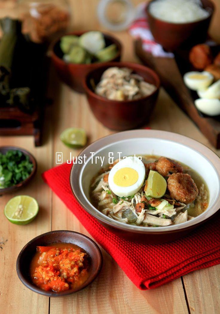 Just Try & Taste: Soto Banjar a la Just Try & Taste