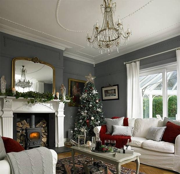 best 20+ traditional christmas decor ideas on pinterest