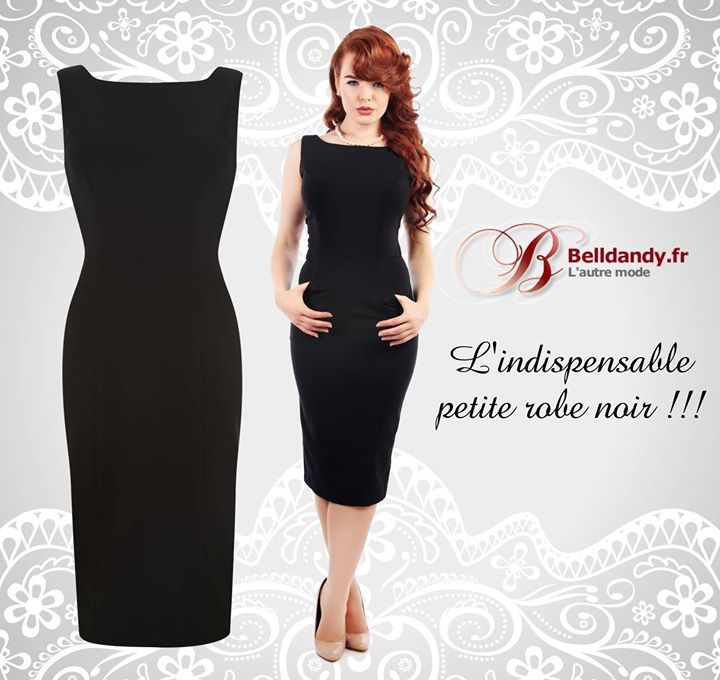 L'indispensable petite robe noir !!!  Robe Crayon Rockabilly Retro Pin-Up 50s Glamour Hepburn  http://www.belldandy.fr/robe-crayon-rockabilly-retro-pin-up-50-s-glamour-hepburn.html https://www.facebook.com/belldandy.fr/photos/a.338099729399.185032.327001919399/10154563292454400/?type=3