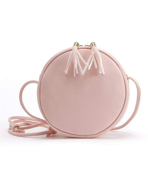 Fashion Kids Girls Small Fringe Tassel Shoulder Cross-Body Clutch Ladies Bag uk