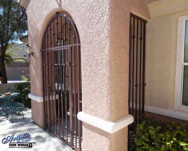 Wrought Iron Porch Enclosure In 2019 Porch Enclosures