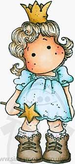 Princes and Princesses - Sweet Princess Tilda