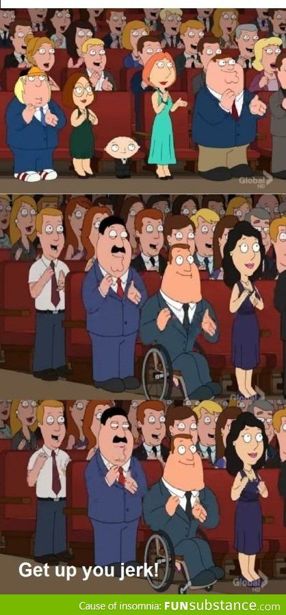 Family guy humor