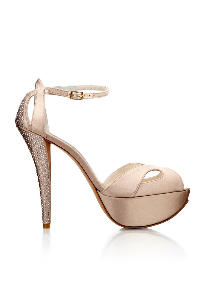 fall 2012, Stuart Weitzman, shoes, high heels, platforms, taupe