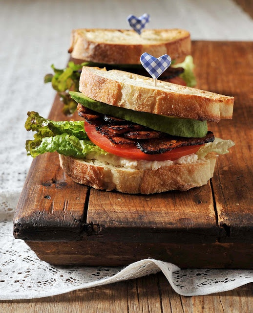 justthefood.com...the blog: Vegan Sandwiches Save the Day!