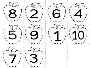 Numbers and Apples