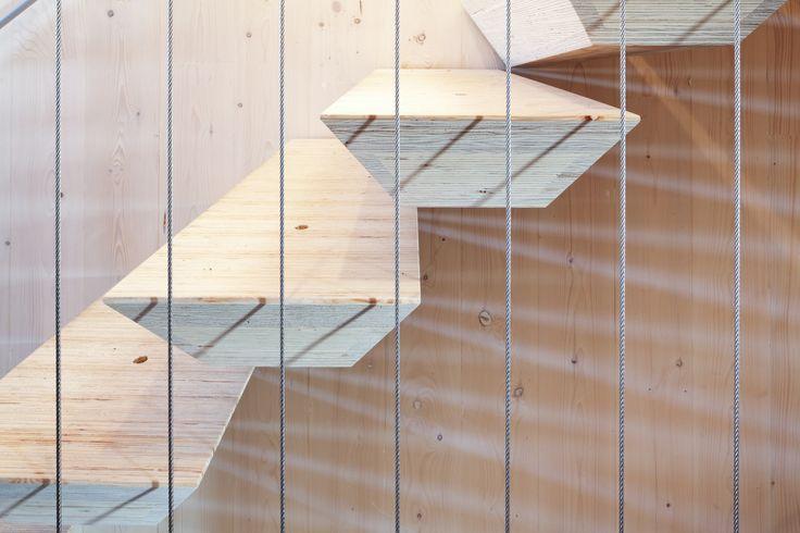 Staircase Steigereiland 2.0 by Faro Architects www.faro.nl