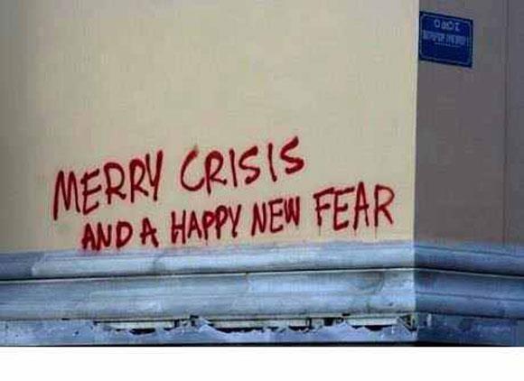 MERRY CRISIS...