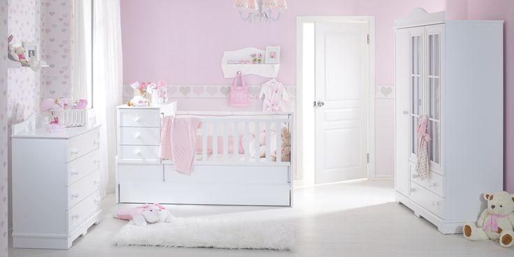 Bebek Odası, Meltem MDF Prens Bebek Odası ilkebebe.com