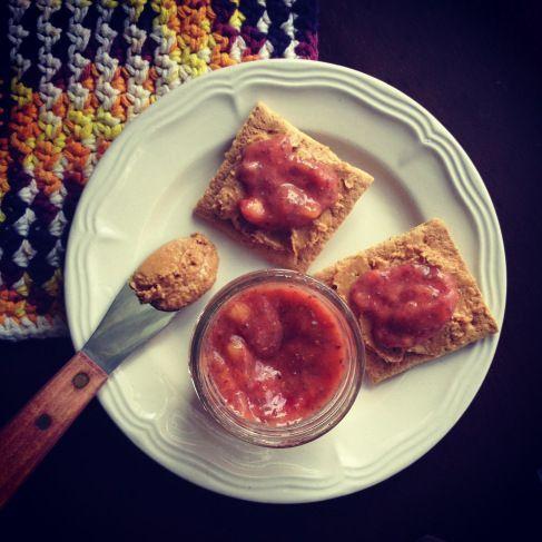 scones with brown sugar crumble sour cream bread strawberry sour cream ...