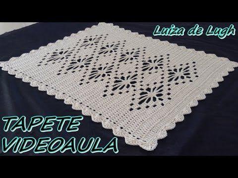 TAPETE CLÁSSICO # LUIZA DE LUGH - YouTube