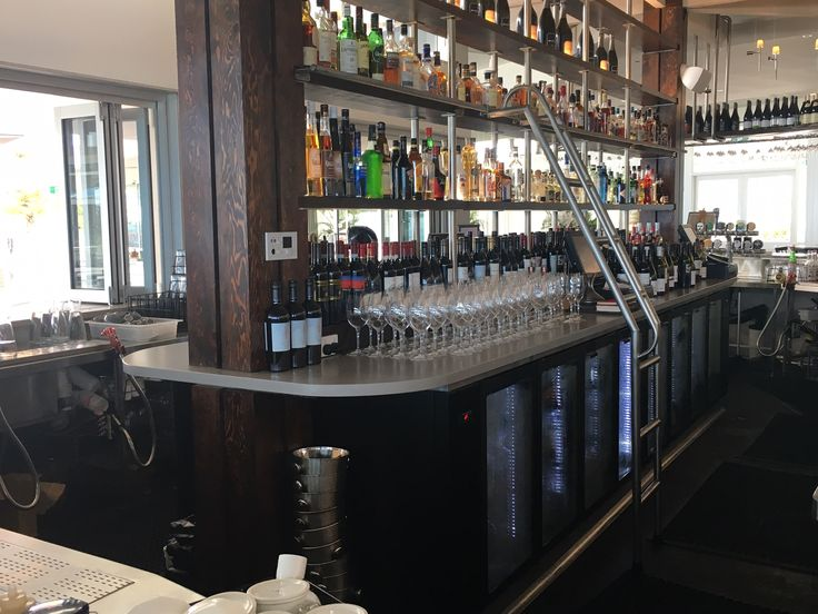 Hamptons City Beach Perth Custom Made Bar by Practical Products Perth WA