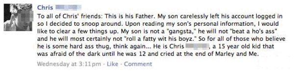 This dad s my hero