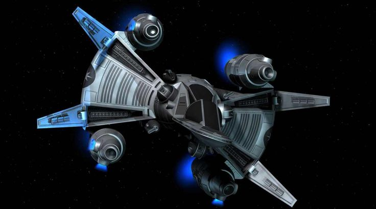 9. Gunstar - The Last Starfighter - top science fiction spaceships