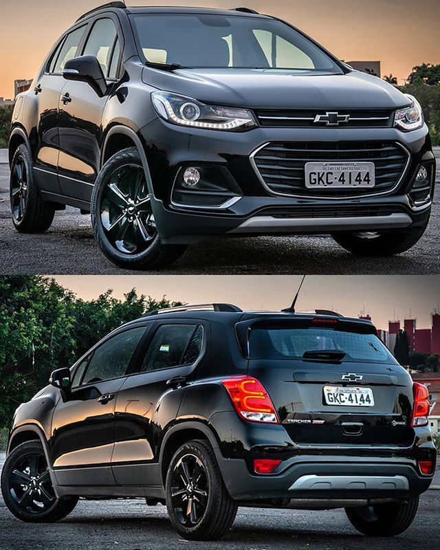Chevrolet Tracker Midnight2019 Depois Da Picape S10 E A Vez Do Suv