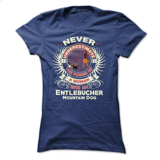 Entlebucher Mountain Dog -Never underestimate the power - #chunky sweater #sweater jacket. CHECK PRICE => https://www.sunfrog.com/Names/Entlebucher-Mountain-Dog-Never-underestimate-the-power-of-a-woman-with-an-Entlebucher-Mountain-Dog-Ladies.html?68278