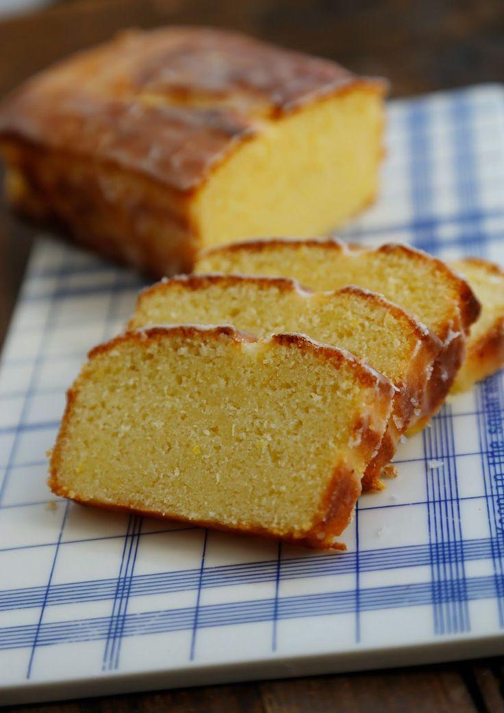Cake ultime au citron de la cuisine de Bernard , Fantastic lemon cake   Ondinecheznanou.blogspot.com