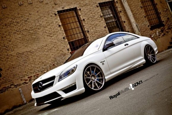 Mercedes CL63 AMG