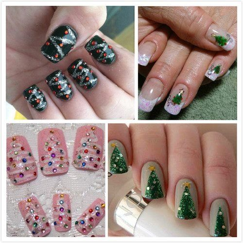 182 best nail art christmas images on pinterest christmas diy christmas nail art find fun art projects to do at home and arts and crafts ideas prinsesfo Image collections