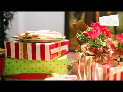 Holiday holiday and buffet on pinterest