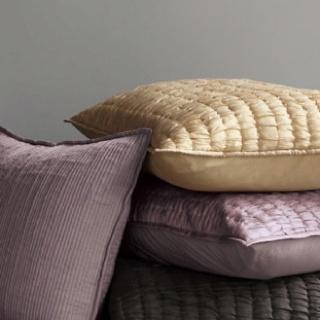Eileen Fisher Crushed Silk Bedding