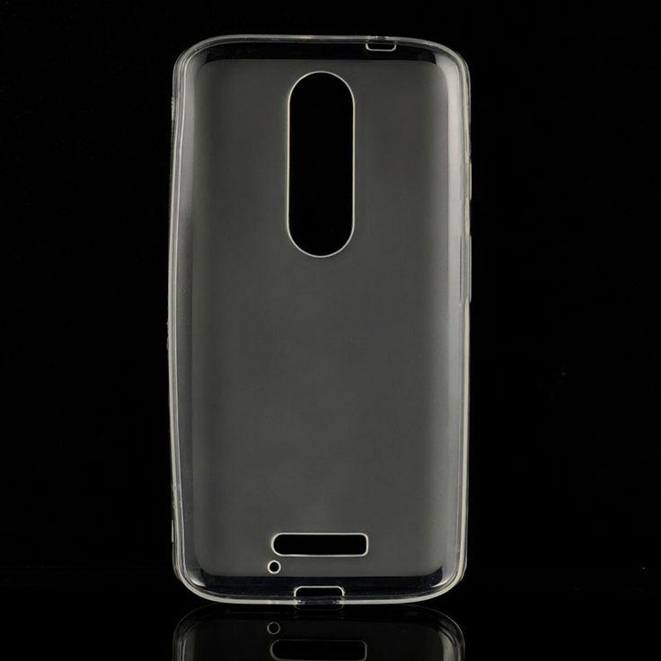 Tinted Motorola Droid Turbo 2/ Motorola Droid X Force Crystal Skin Case #PH-CSMOTTUR2-TN