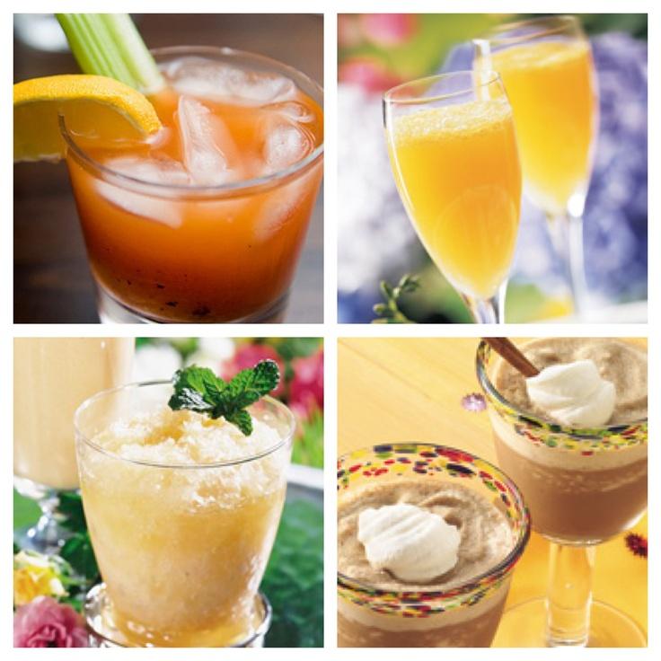 Breakfast Cocktails FTW!