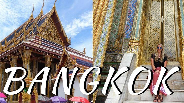 HELLO BANGKOK | Street food, Chatuchak & Temples! Travel Vlog