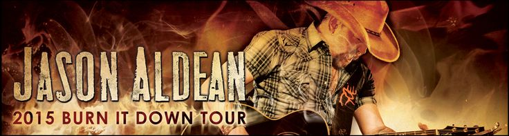 "Jason Aldean isn't quite done burnin' it down just yet. The country hit maker is extending his sold-out Burn It Down Tour and will be stopping at the Spokane Arena on Friday, April 24! Joining him on tour is Tyler Farr, Cole Swindell and Dee Jay Silver.  ""The tour is doing well, so you want to expand it and hit some cities that you didn't hit on the first leg of it — that's the biggest thing,"" Aldean tells us. The second leg of the tour will give the Georgia native a chance to"