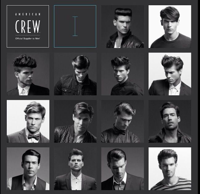 23 best American Crew images on Pinterest | American crew, Male ...