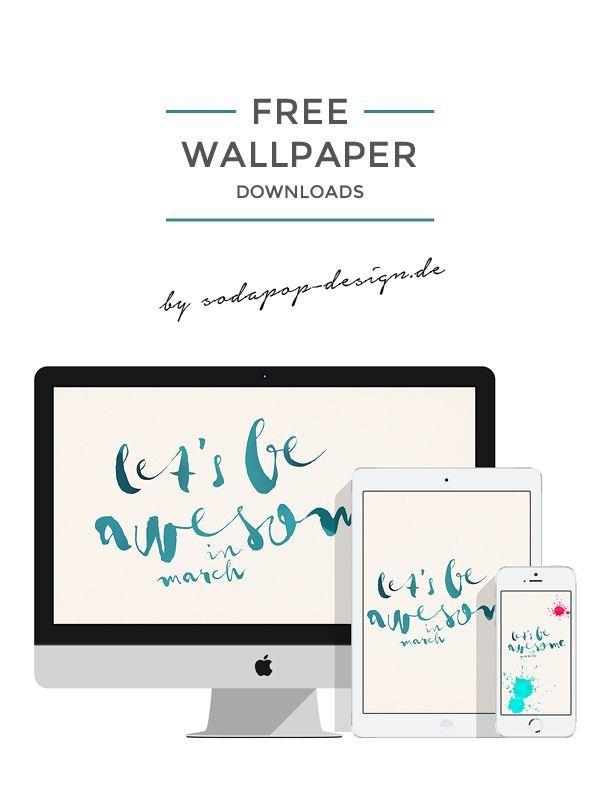 Sodapop Design Find Make Show Free Wallpaper Macbook Wallpaper Desktop Wallpaper