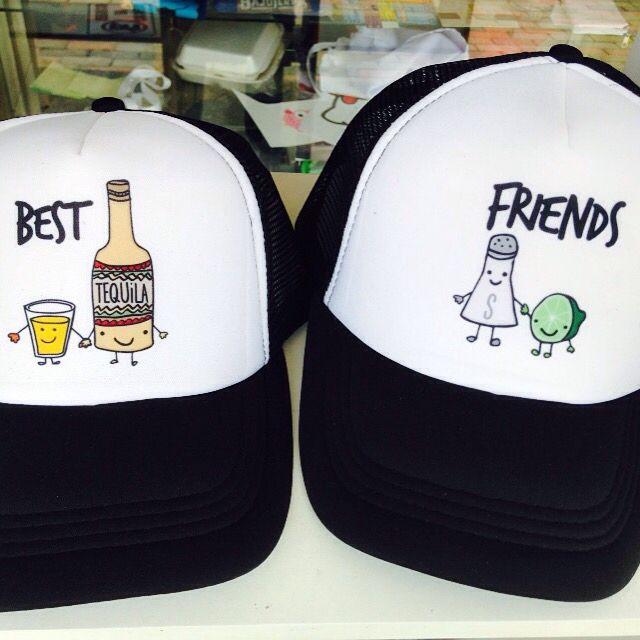 Gorra Best Friends