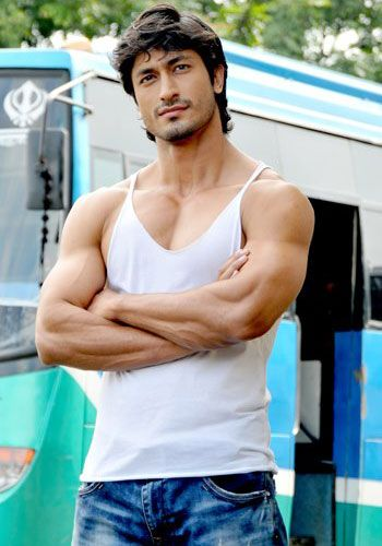 I saw Vidyut Jamwal for the first time in the Indian movie Commando and was very impressed. He's not only GORGEOUS, but a decent actor and terrific dancer. I think he did all his own stunts.