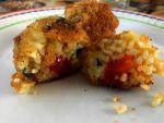 Arancini di riso al pomodoro