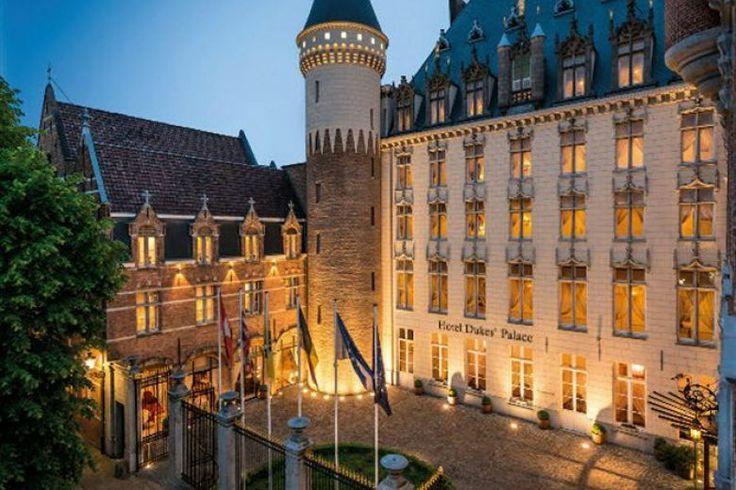 Hotel Dukes Palace (Brugge)
