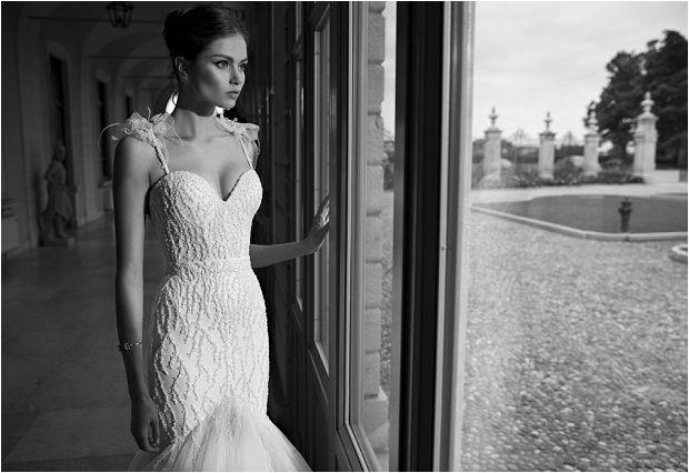 Beautiful Berta Bridal Gowns   Winter 2014